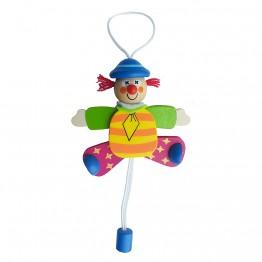 """Висяща играчка """"Подскачащият Джак"""""""