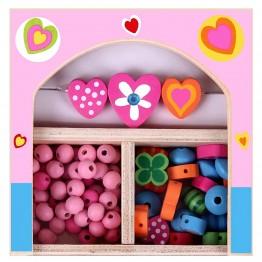 Мъниста в кутия - Сърца