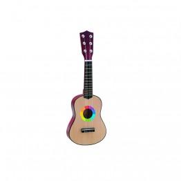 Дървена китара - малка