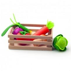 Щайга със зеленчуци