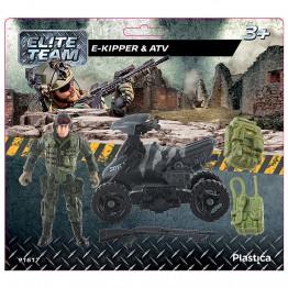Елитен отряд - E-Kipper с АТВ