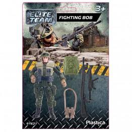 Елитен отряд - Войник Боб с помпа