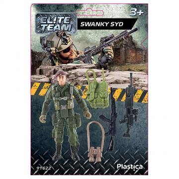 Елитен отряд - Войник Сид с барета