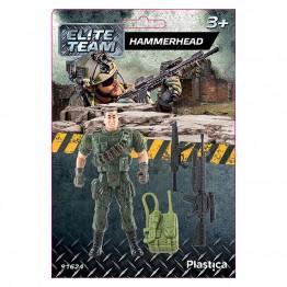 Елитен отряд - Войник Hammerhead
