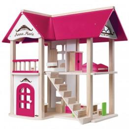 Дървена къща, на два етажа, Анна Мария