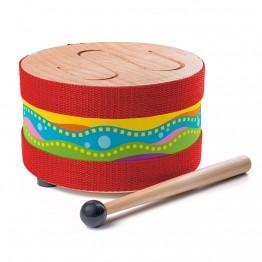 Дървен барабан, Мексико
