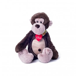 Плюшена играчка, Маймунка, Кофи, 28 см