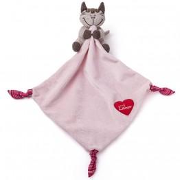 Играчка за бебе, Коте Анжелика, за гушкане