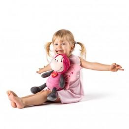 Пеперудата Офелия - плюшена играчка