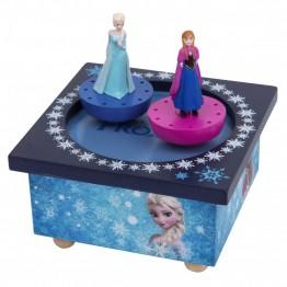 Mузикална кутия, Анна и Елза от Замръзналото кралство