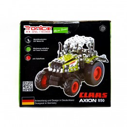 Трактор CLAAS AXION 850, 213 части, Micro Series, Tronico
