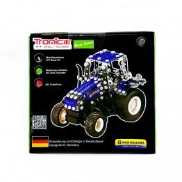 Трактор New Holland T4, 203 части, Micro Series, Tronico