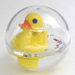 Играчка за баня, Пате в сфера с вода