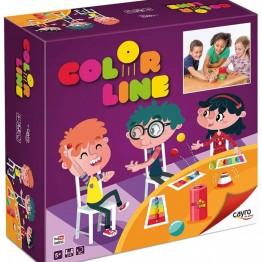 Color Line игра за бързина и съобразителност