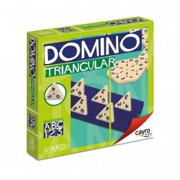 Триъгълно домино