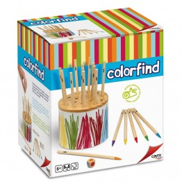 Colorfind, мемо игра с цветове