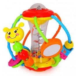 Aктивна топка за бебе, Усмихнато червейче