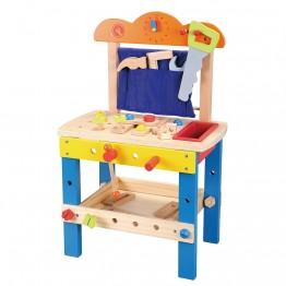 Детска дървена работилница