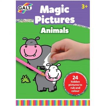 Вълшебни картинки - Животни
