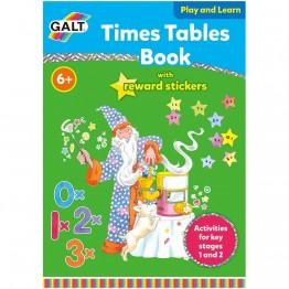 Книжка, Научи таблицата за умножение