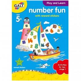 Забавна книжка за цифрите