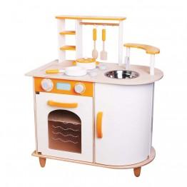 Детска дървена кухня, Алисия
