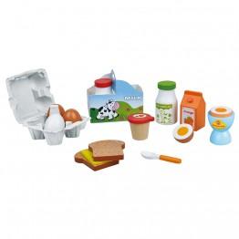Комплект за игра, Продукти за закуска