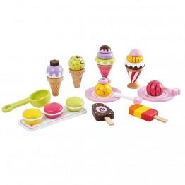 Комплект за игра, Сладоледи