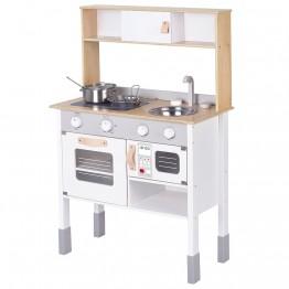 Детска дървена кухня, Малкият готвач