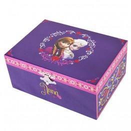 Голяма музикална кутия Ана от Замръзналото кралство