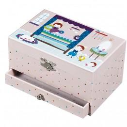 Голяма музикална кутия Принцеса Нинон и принца