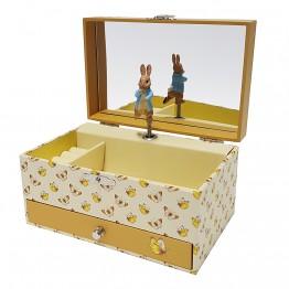 Голяма музикална кутия с чекмедже, Зайчето Питър