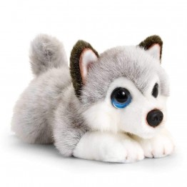 Keel Toys, Плюшено куче, Хъски, 25 см