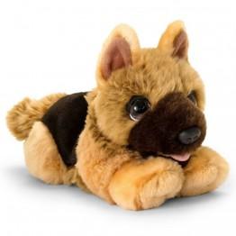 Keel Toys, Плюшено куче, Немска овчарка, 32 см