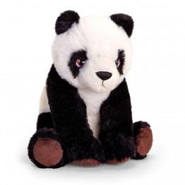 Keel Toys, Панда, екологична плюшена играчка от серията Keeleco, 18 см