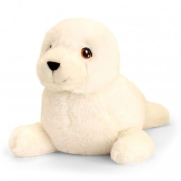Keel eco, Плюшена играчка, Тюлен, 25 см, Keel Toys