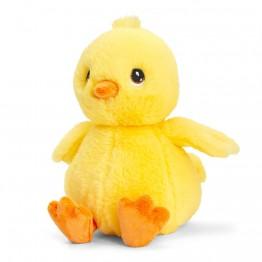 Keel Toys, Плюшена играчка, Пиле, 18 см
