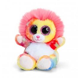 Animotsu, Цветно лъвче, 15 см, Keel Toys