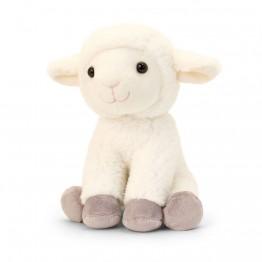 Keel Toys, Плюшена играчка, Седяща овца, 20 см