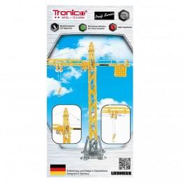 Метален конструктор, Кран, Liebherr Tower Crane, Tronico