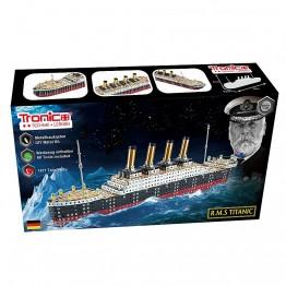Метален конструктор, Титаник, Tronico