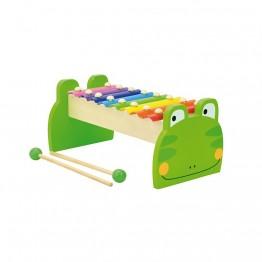 Детски ксилофон, Жаба