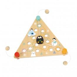 Tooky Toy, Дървена игра с въжета, Северен полюс