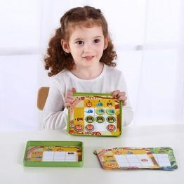 Tooky Toy, Детска игра - судоку, Горски животни