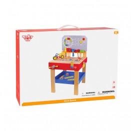 Дървена детска работилница