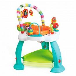 Бебешки кът за стоене, игра и занимания