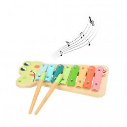 Дървен ксилофон, Крокодилче