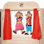 Кукли за театър и куклени театри